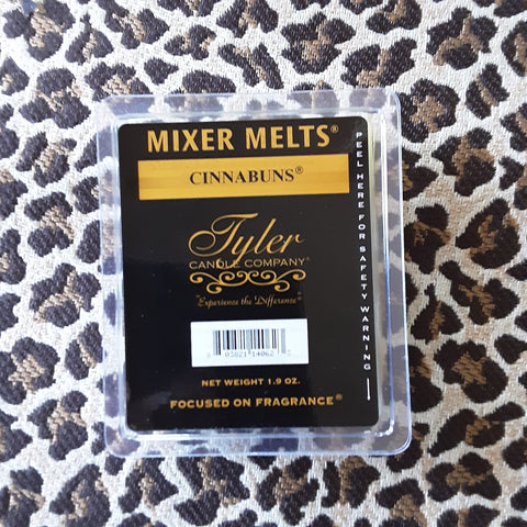 Cinnabuns Tyler Mixer Melts