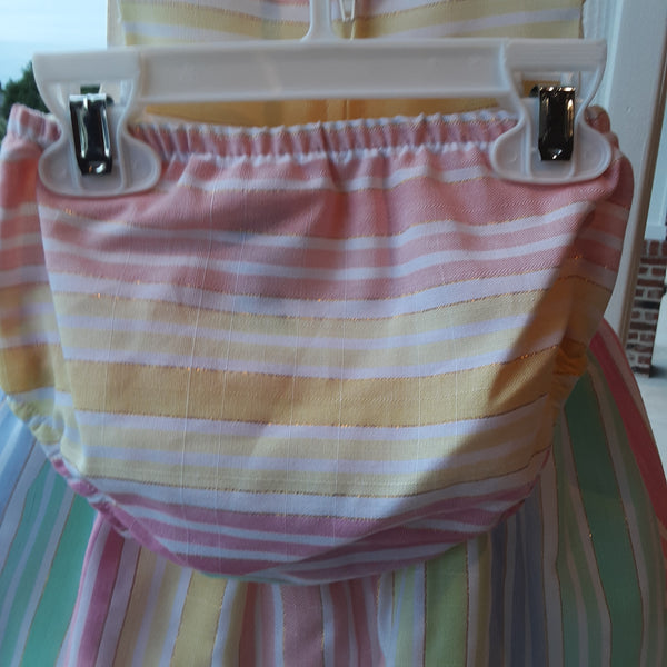 Pastel Stripe bloomers