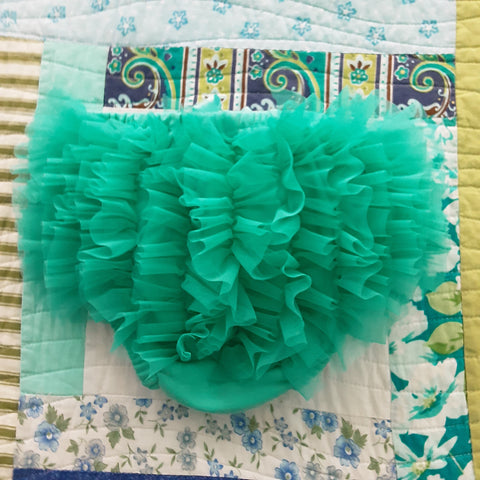 Fluffy Ruffle Bloomers