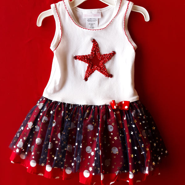 You are A Star Onsie Tank Dress