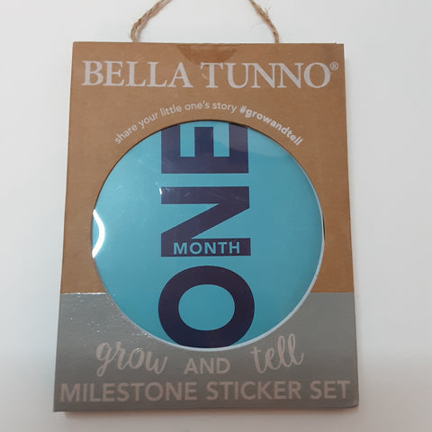 Grow & Tell Milestone Sticker Sets