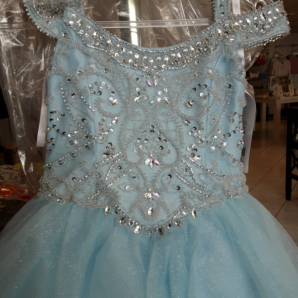 Tiffany Princess Ballgown 13594