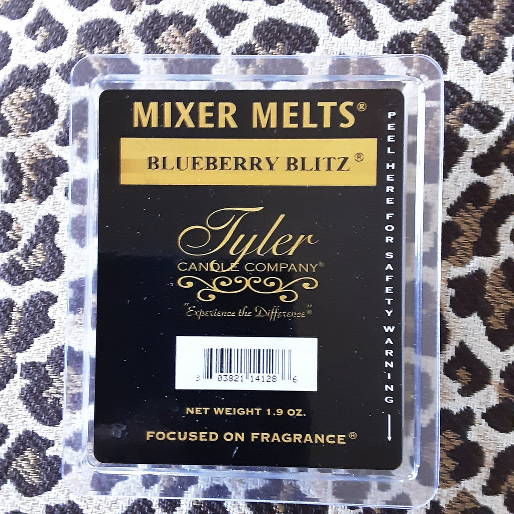 Blueberry Blits Tyler Mixer Melts