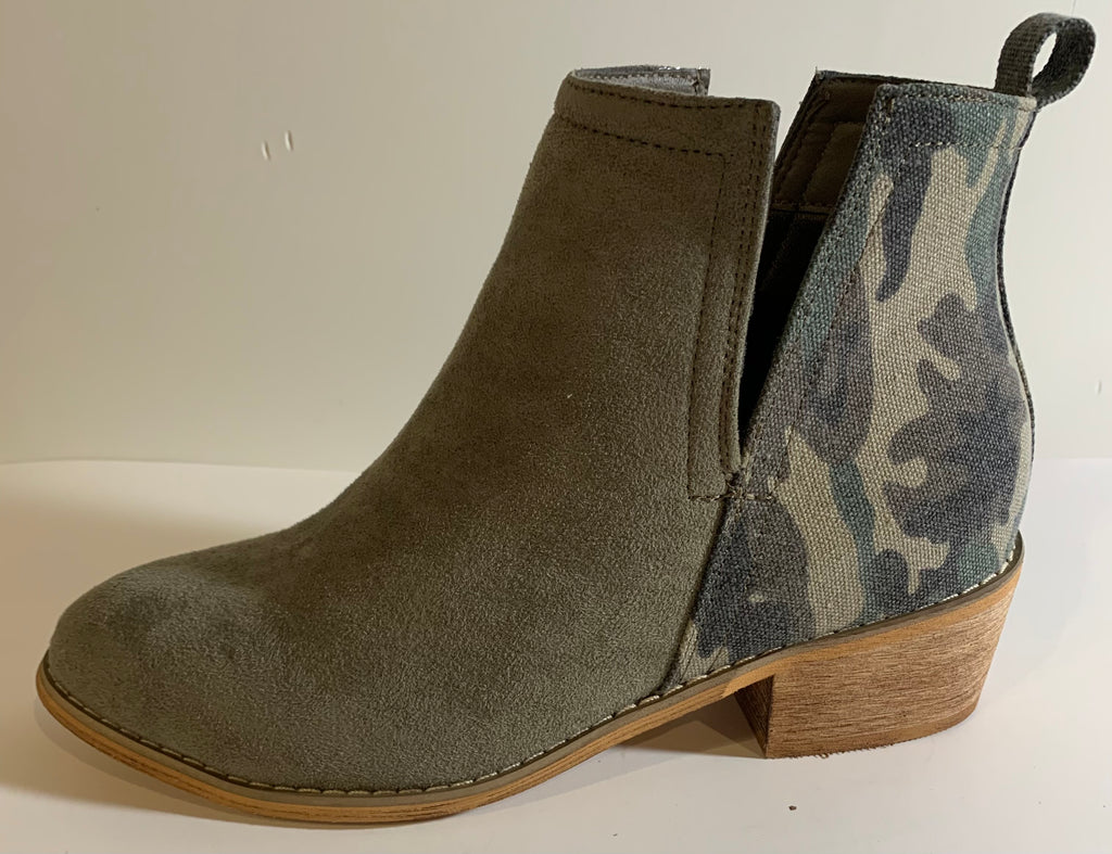 Corkys Shield Booties