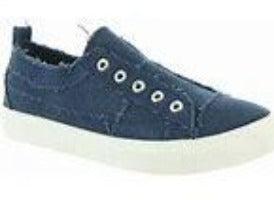 Corky's Navy Shoes