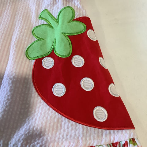 Millie Jay Strawberry Dress