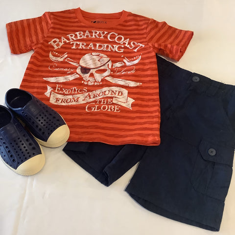 Boys T-Shirt & Short set