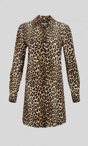 Jodifl Leopard Dress