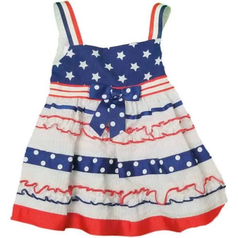 Bonnie baby stars and stripes infant