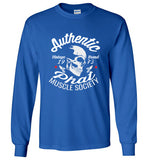 Authentic Muscle Long Sleeve T Shirt