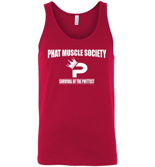 Survival of the Phittest Tank Top!