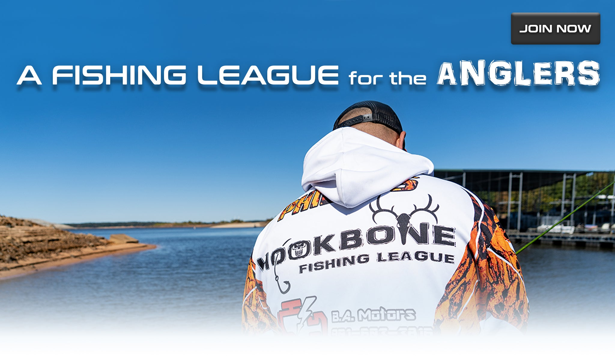 Hookbone Fishing League Sign Up