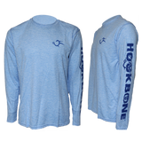 HOOKBONE Performance Long Sleeve - Adult / Unisex / 100% Poly Fabric w/ 100% PolyHD Printing