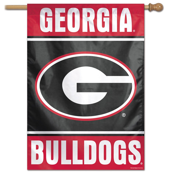 "Georgia Bulldogs NCAA Flag 28"" x 40"" - Fan Shop TODAY"