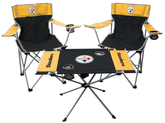 Pittsburgh Steelers NFL Tailgate Kit (Rawlings) - Fan Shop TODAY