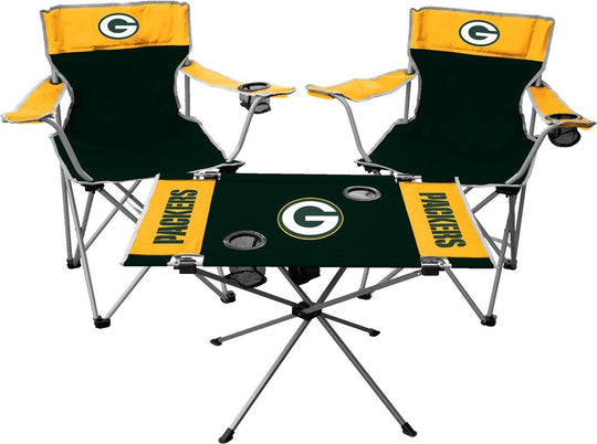 Green Bay Packers Tailgate Kit (Rawlings) - Fan Shop TODAY