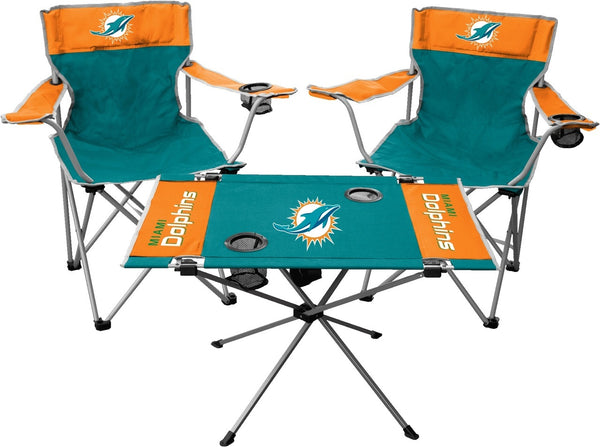 Miami Dolphins Tailgate Kit (Rawlings) - Fan Shop TODAY