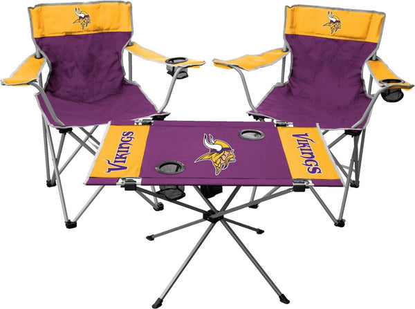 Minnesota Vikings NFL Tailgate Kit - Fan Shop TODAY