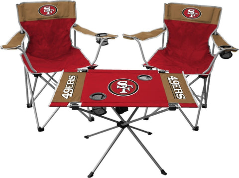 San Francisco 49ers NFL Tailgate Kit - Fan Shop TODAY