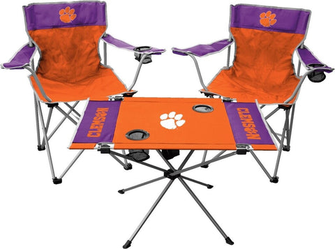 Clemson Tigers NCAA Tailgate Kit - Fan Shop TODAY