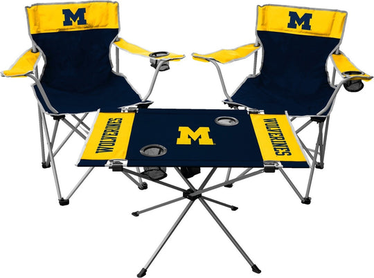 Michigan Wolverines NCAA Tailgate Kit - Fan Shop TODAY