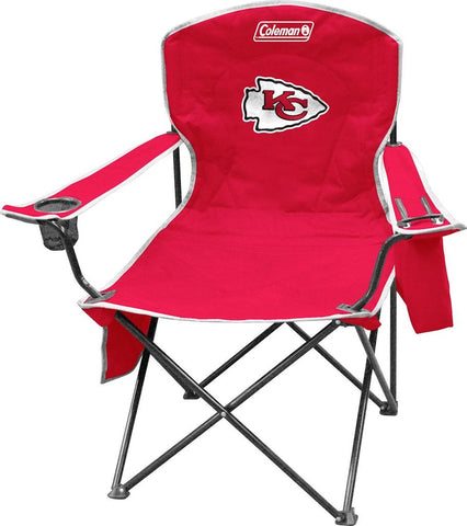 Kansas City Chiefs Chair XL Cooler Quad - Fan Shop TODAY