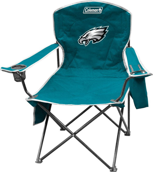 Eagles NFL Coleman XL Cooler Quad Chair - Fan Shop TODAY