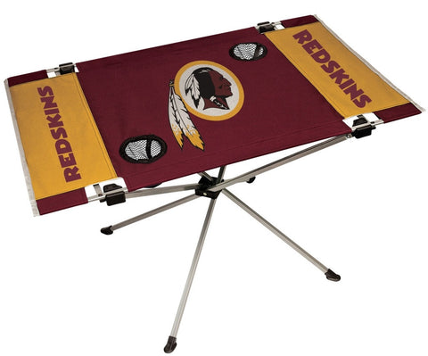 Redskins NFL Table Endzone Style Table - Rawlings - Fan Shop TODAY