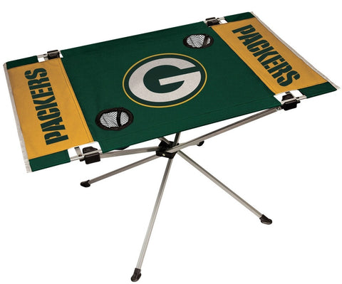 Packers NFL Table Endzone Style Table - Rawlings - Fan Shop TODAY