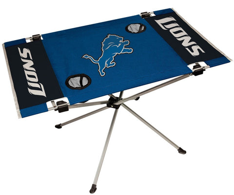 Lions NFL Table Endzone Style Table - Rawlings - Fan Shop TODAY