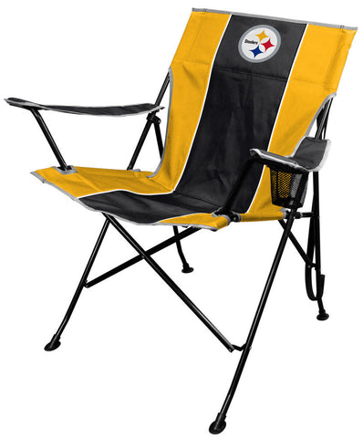 Steelers NFL Tailgate Lawn Chair - Jarden - Fan Shop TODAY