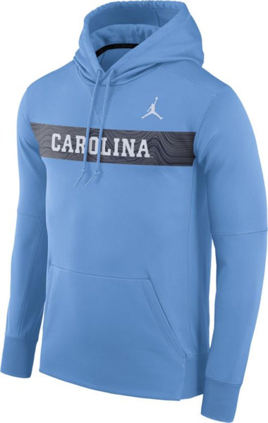 North Carolina Tar Heels Jordan Sideline Therma Performance Hoodie - Fan Shop TODAY