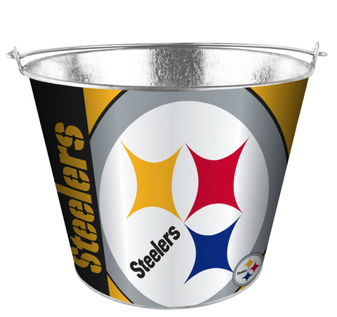 Steelers NFL 5qt Cold Drink Hype Bucket - Fan Shop TODAY