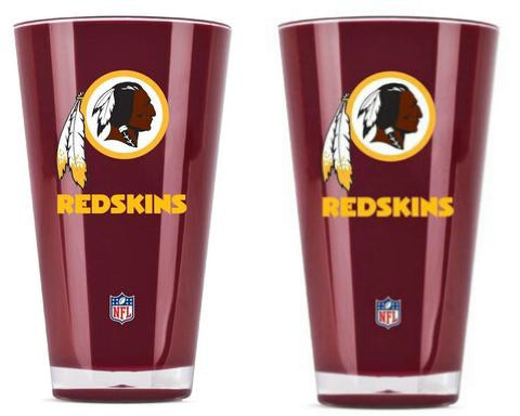 Redskins NFL Insulated 20 oz. Tumblers - 2 Pack Set - Fan Shop TODAY