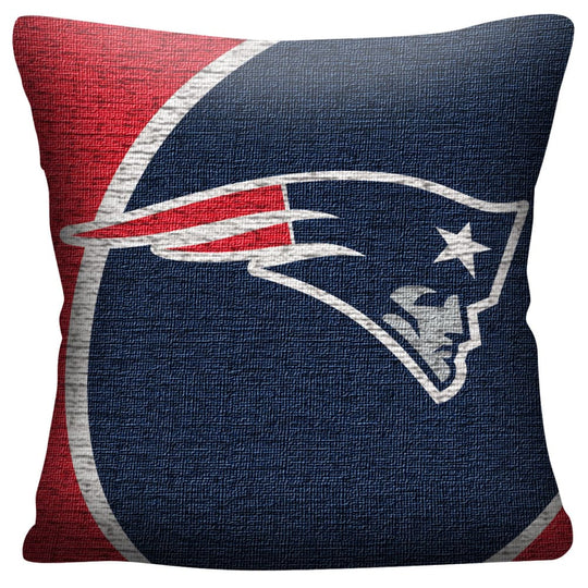 "New England Patriots NFL Jacquard Pillow 20"" - Fan Shop TODAY"