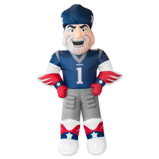 New England Patriots NFL Inflatable Mascot - Fan Shop TODAY