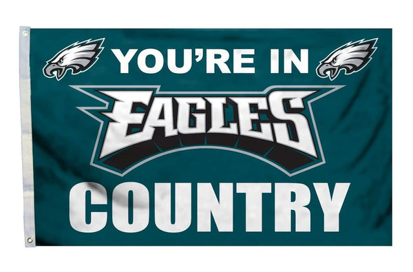 Eagles NFL Eagles Country Flag 3'×5' - Fan Shop TODAY