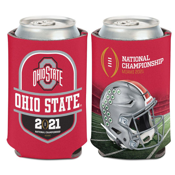 Ohio State Buckeyes National Championship Can Cooler 12oz. - Fan Shop TODAY