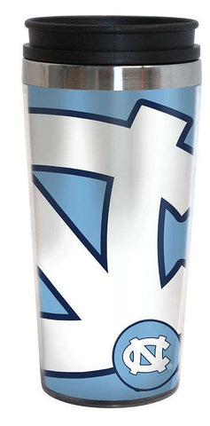 UNC Tar Heels NCAA 16 oz. Hype Travel Tumbler - Fan Shop TODAY