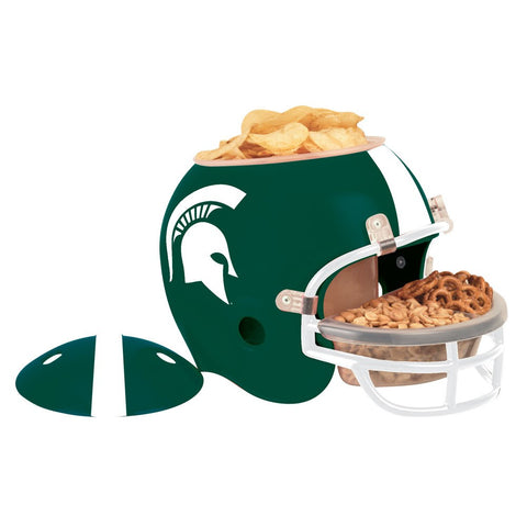 Michigan State Spartans Snack Helmet - Fan Shop TODAY