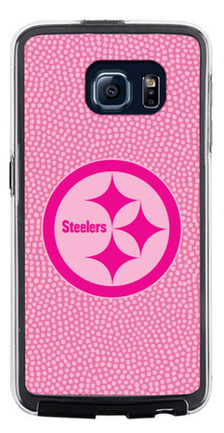 Steelers NFL Football Pebble Grain Feel Samsung Galaxy S6 Case - Fan Shop TODAY
