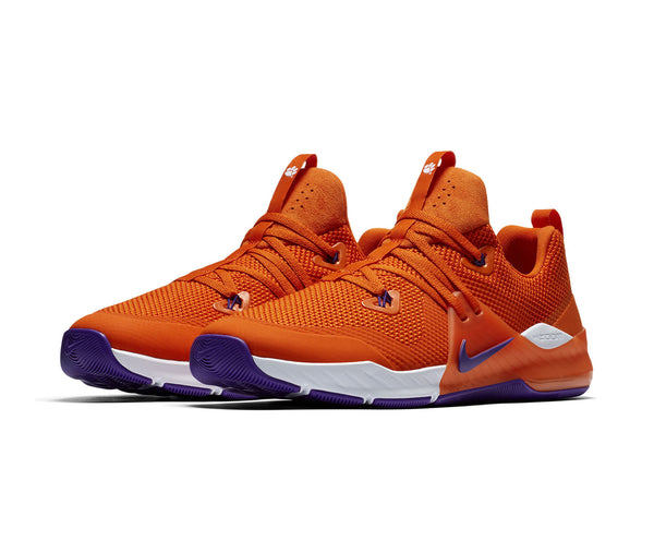 Clemson Tigers Nike Zoom Train Command College Shoes - Fan Shop TODAY