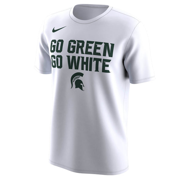 Michigan State Spartans Nike College Bench Legend T-Shirt - Fan Shop TODAY