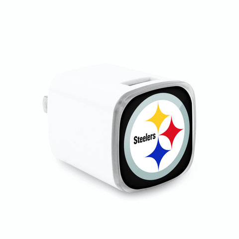 Steelers NFL Car Charger - Rapid Charge - Fan Shop TODAY