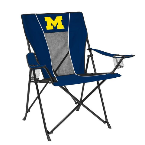 Wolverines Tailgate Chair - Game Time - Fan Shop TODAY