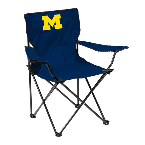 Wolverines Quad Tailgate Chair - Logo Chair - Fan Shop TODAY