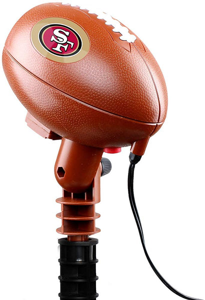 San Francisco 49ers NFL Team Pride Laser Light - Fan Shop TODAY