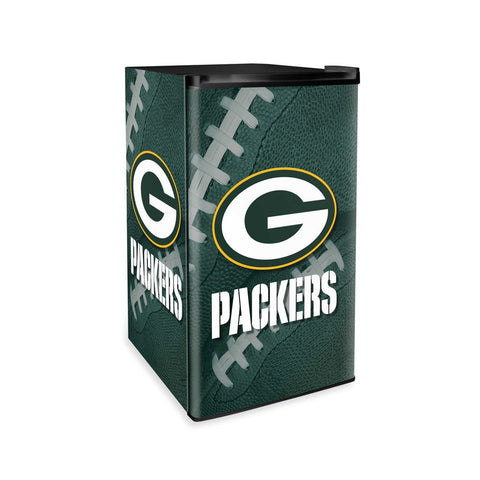 Packers NFL Counter Height Refrigerator - Fan Shop TODAY