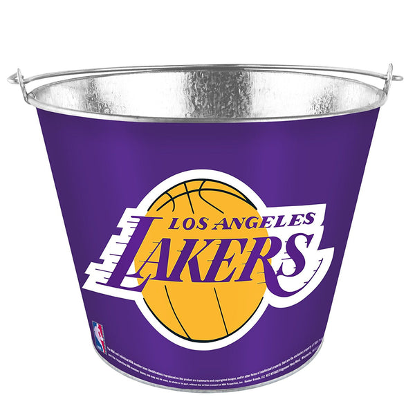 Lakers NBA 5qt. Cold Drink Hype Bucket - Fan Shop TODAY
