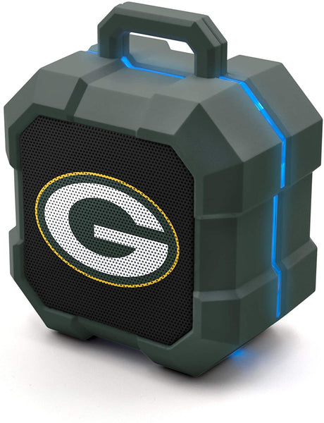 Green Bay Packers Shockbox LED Wireless Speaker - Fan Shop TODAY